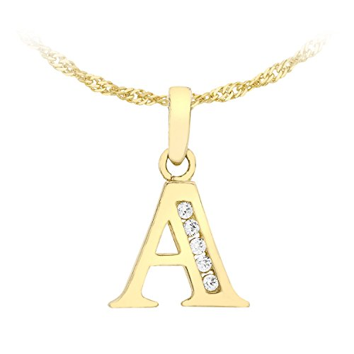 Carissima Gold Conjunto de cadena de mujer con oro 9k (375/1000)