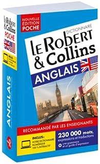 Robert et Collins Poche Anglais 2021