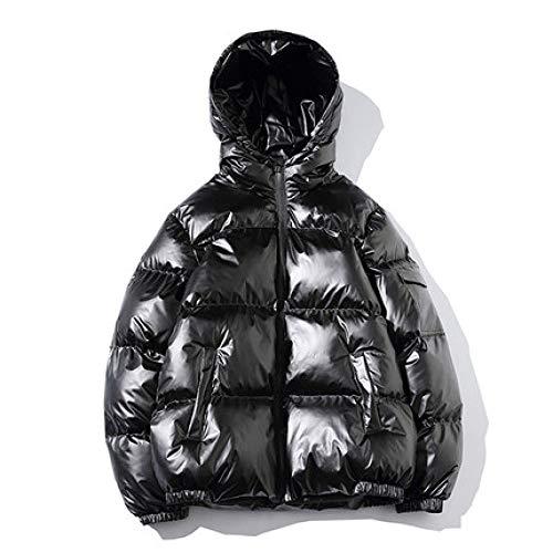 DPKDBN donsjack, Duck Down Coat voor dames, winter, eenkleurig, met dikke capuchon, warm plus donsjas parka