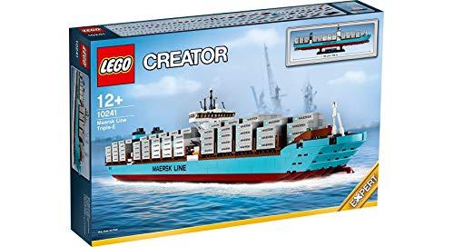 LEGO 10241 Maersk Line Triple-E Lego Creator (Jap?n importaci?n / El paquete y el manual est?n escritos en japon?s)