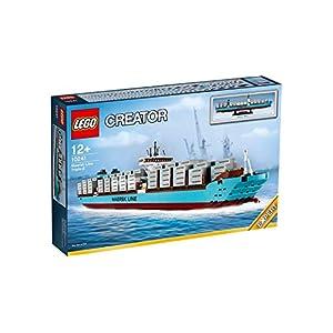 © 2014 The LEGO Group / Amazon.co.jp - レゴ クリエイター マースク・トリプルE級 10241