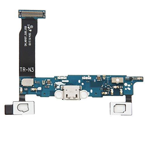 LINSHAOHUIPARTS para Accesorios For GalaxyPara Accesorios Galaxy Flex Cable de Puerto de Carga for Samsung Galaxy Note 4 / N910T