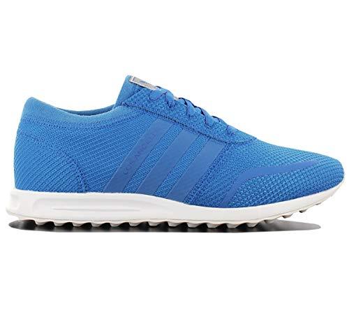 adidas - Los Angeles J - S80172 - Farbe: Blau-Weiß - Größe: 37.3