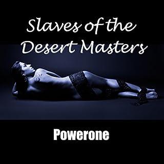 Slaves of the Desert Masters audiobook cover art