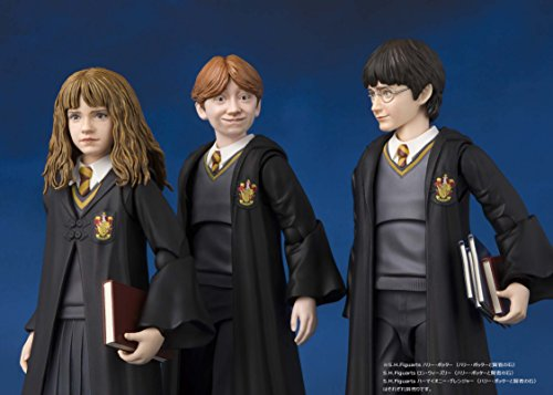 Bandai- Hermione Granger Harry Potter and The Phi, Multicolor (TAMASHII Nations BAS55134) 4