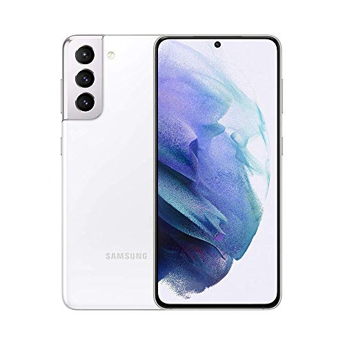 Samsung Galaxy S21 5G - Smartphone 128GB, 8GB RAM, Dual Sim, White