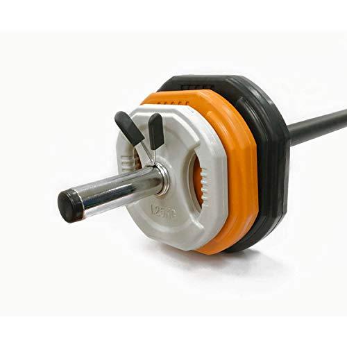 Toorx Set 4 Dischi 2,5 kg. per Body Pump