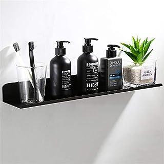 Étagères de Salle de Bain Noires Douche Bain Support de Rangement Organisateur de Cuisine Rack shampooing Douche Caddy Rac...
