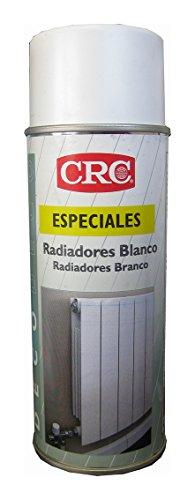 Crc - Laca resistencia 120o especial para pintado radiador blanco