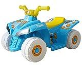 Sesame Street Cookie Monster 6V Quad for Toddlers