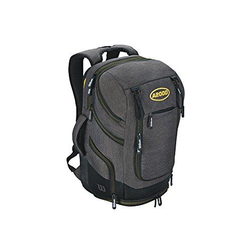 Wilson A2000 Backpack - Charcoal
