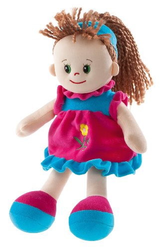 Heunec 471474 - Poupetta, Sarah, mit hellbraunem Haar
