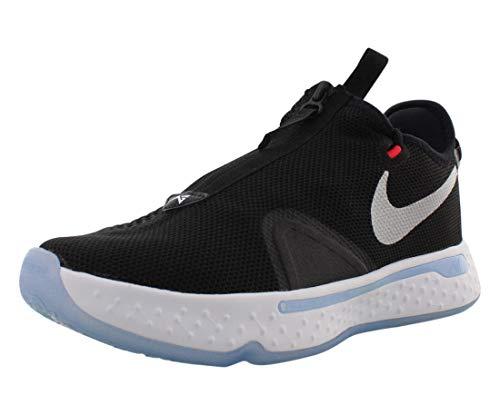 Nike CD5079-001, Scarpa da Basket Uomo, Black/White/Light Smoke Grey, 39.5 EU