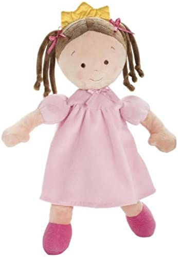 North American Bear Company Little Princess Brunette 16 inches Doll by North American Bear