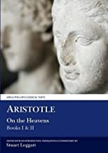 Aristotle: On the Heavens I and II (Aris & Phillips Classical Texts (Hardcover)) (Ancient Greek Edition)
