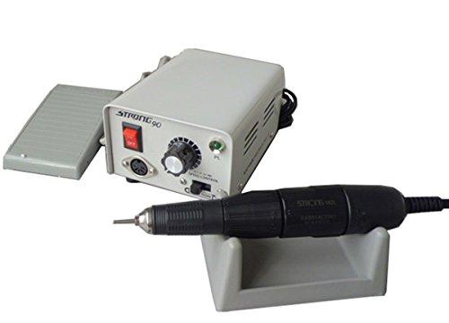 TJIRIS Electric Marathon Type Nail Drill Pedicure Polishing Machine Micro Motors 220V