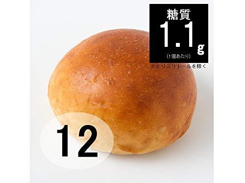 大豆全粒粉パン ソイピュアONE (12)【糖質制限 糖質オフ 低糖質 糖質制限パン】