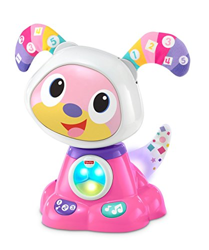 Buy Discount Fisher-Price Bright Beats Dance & Move Beat Bowwow, Pink