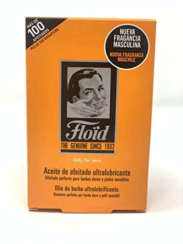 FLOID 7209097000 - Aceites afeitado, 50 ml, Negro