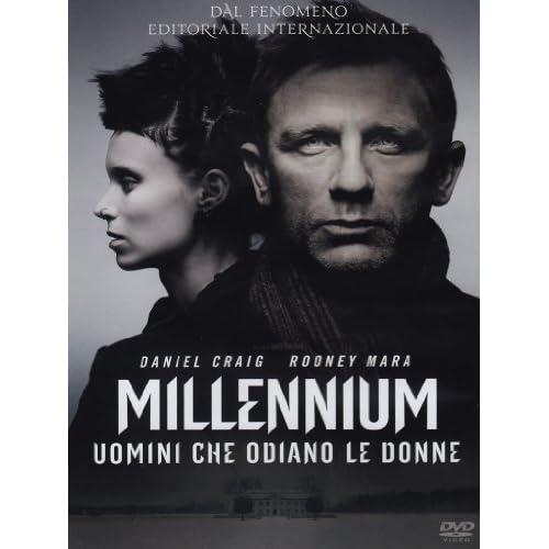 Millennium:Uomini Che Odiano Le Donne (Bookmovies)