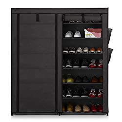 Fabric Shoe Storage Closet - $29.99 (slow ship)