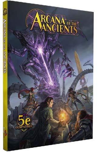 Monte Cook Games Arcana of The Ancients