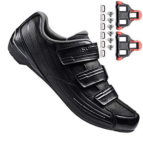 Zapatillas de Ciclismo para Bicicleta de Carretera y Bicicleta de Carretera MTB, Zapatillas de Deporte para Hombre Zapatillas de Bicicleta de montaña para Mujer Zapatillas deportivasbloqueo