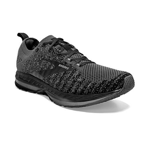 Adidas Bedlam 2, Zapatillas para Correr para Hombre, Ebony/Black/Grey, 42 EU