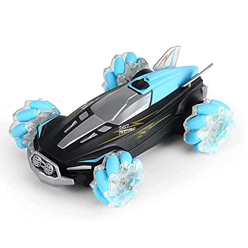 UOOD Control Remoto Coche, 2.4 GHz Gesto Sensación Stunt RC Coche Twisting Vehículo Drift Car RC Rock Crawler Conducir Juguete para niños Niños niños
