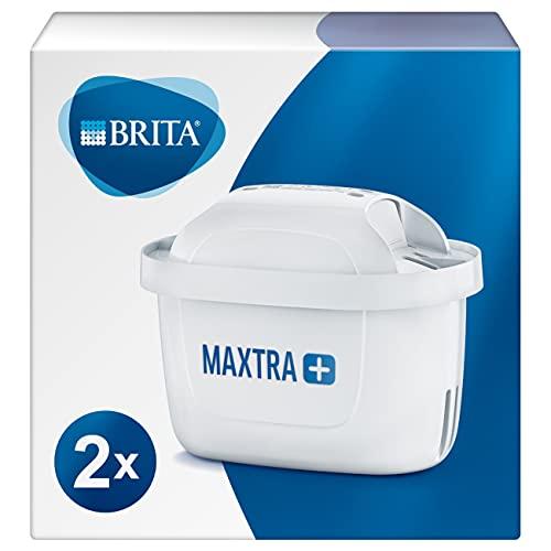Brita Maxtra+ Wasserfilter, 100l 2 meses weiß