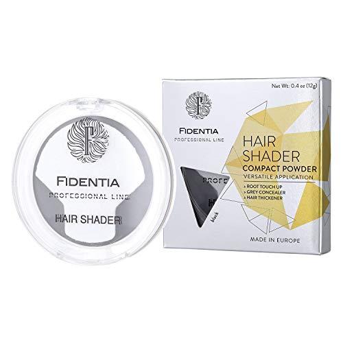 Fidentia Hair Shader 12g | Made in EU | Haar Concealer Puder zur Haarverdichtung, Ansatz &...