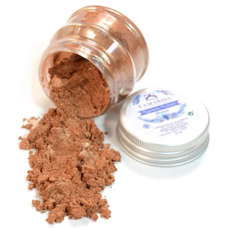Pigmento perlado en polvo Bronce (Mica) - 10gr - 10gr