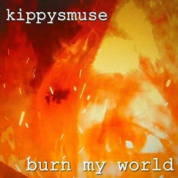 Burn My World
