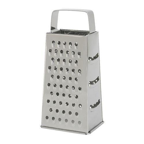IKEA IDEALISK - rallador, acero inoxidable