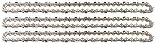 3 tallox Sägeketten .325 1,6 mm 62 TG 37 cm Schwert Halbmeißel kompatibel mit Stihl Motorsägen