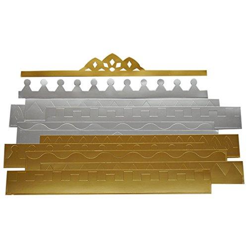 Art pailles Ct4252 2 x 15,2 cm Designs réglable couronnes prédécoupés Carte