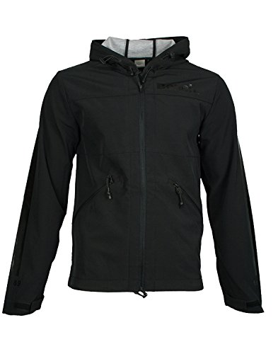 Bench Herren Summer Softshell Jacke, Schwarz (Black Beauty Bk11179), Small