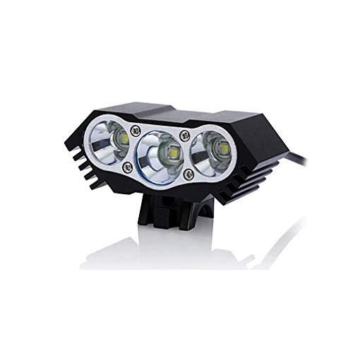 GIRL INSTITUTE XG-WU Bag Bicycle LED MTB Mountain Bike Bicycle Light Headlight Headlamp Torch USB Rechargeable Lumens Led Bicycle Light Lumen Rechargeable Mountain, Road Bike Headlight Outdoor