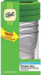 Ball Plastic Freezer Jar (6 x 3 packs)