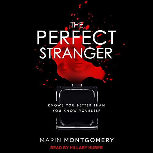 The Perfect Stranger audiobook cover art