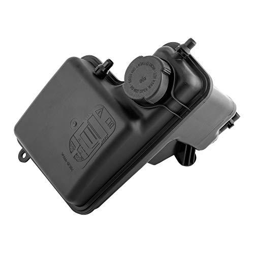 MYSMOT 603-259 17137647713 Coolant Reservoir Bottle Tank with Sensor and Cap Compatible with BMW E65 745 2002-2005, 750 2006-2008, 760 2003-2008