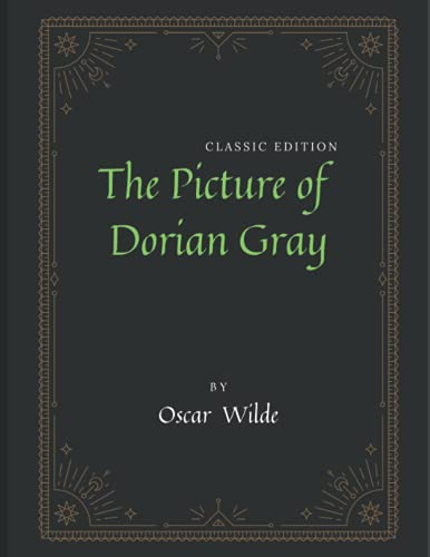 The Picture of Dorian Gray: With original illustrations