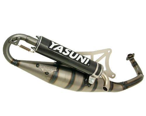 Auspuff Yasuni Scooter R Carbon für Aprilia SR 50 R 05- (Piaggio)
