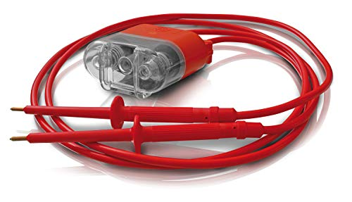 Erba, 10004, Elektriker Prüflampe bis 500Volt, Spannungsprüfer