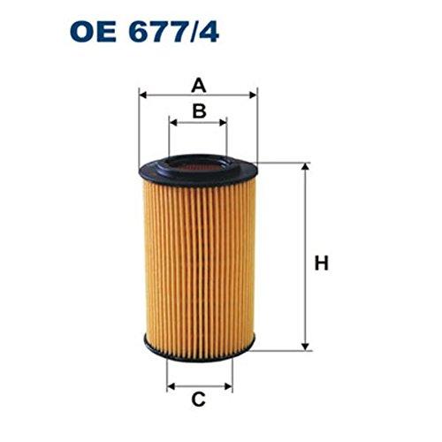 FILTRON OE677/4 Ölfilter
