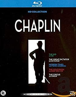 Chaplin : Le Kid / Le dictateur / Les temps modernes / La ruee vers l'or / Le cirque (B005Y8L8B8) | Amazon price tracker / tracking, Amazon price history charts, Amazon price watches, Amazon price drop alerts