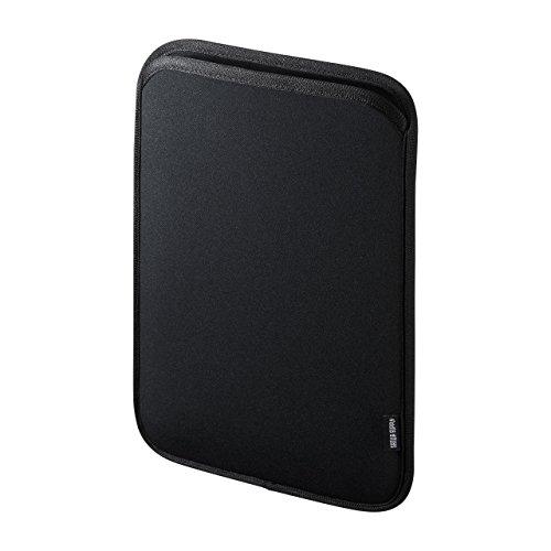 サンワサプライタブレットスリップインケース10.1インチ対応ネオプレン製ブラックPDA-TABS10BKN