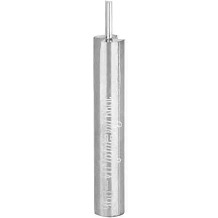 Dia. Freud 1//8 04-100 Double Flute Straight Bit with 1//4 Shank