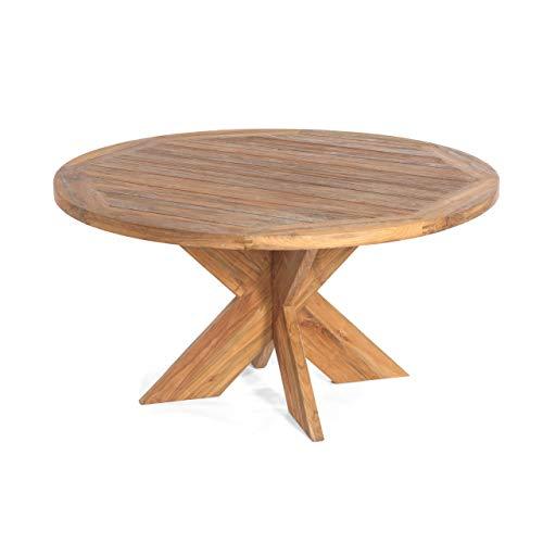 Sonnenpartner Tisch Quantum Old-Teak Ø 150 cm