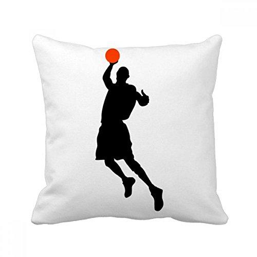 DIYthinker Capa de almofada para sofá para dormir e basquete